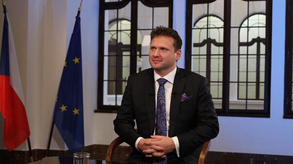 Předseda Poslanecké sněmovny a místopředseda ANO Radek Vondráček  - Sputnik Česká republika