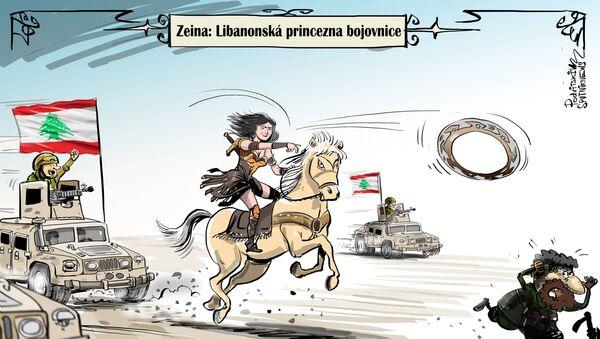 Poprvé v historii arabských států se ministrem obrany stala žena - Sputnik Česká republika