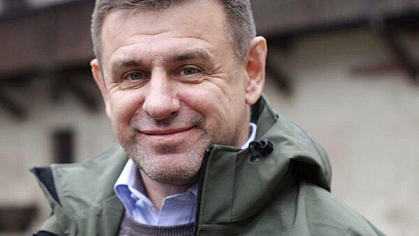 Slovenský politik László Sólymos - Sputnik Česká republika