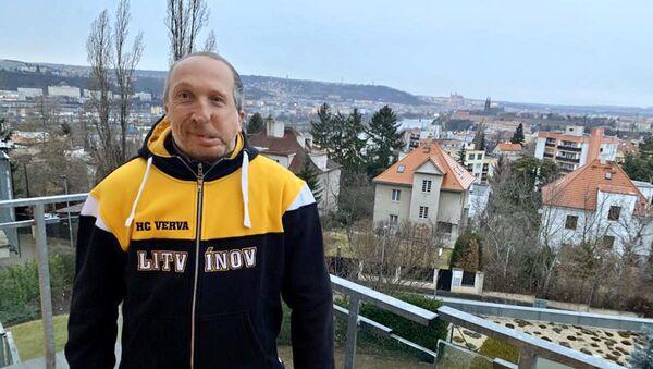 Předseda hnutí Trikolóra Václav Klaus mladší - Sputnik Česká republika