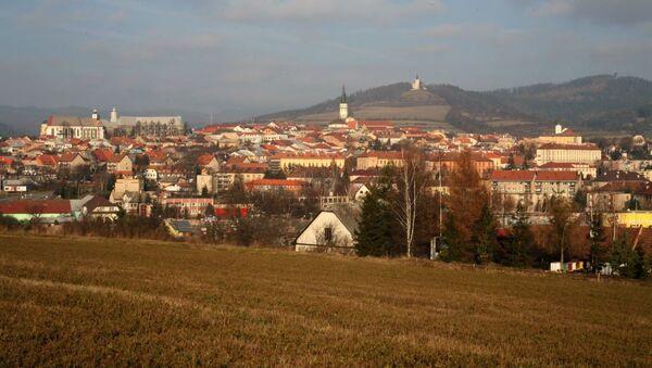 Slovenské město Levoča - Sputnik Česká republika