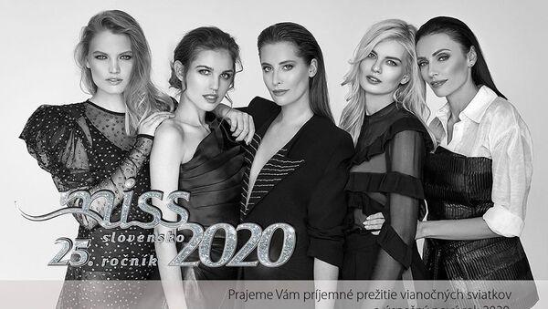 Soutěž Miss Slovensko 2020 - Sputnik Česká republika