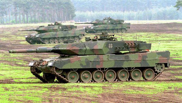 Leopard 2A5 - Sputnik Česká republika