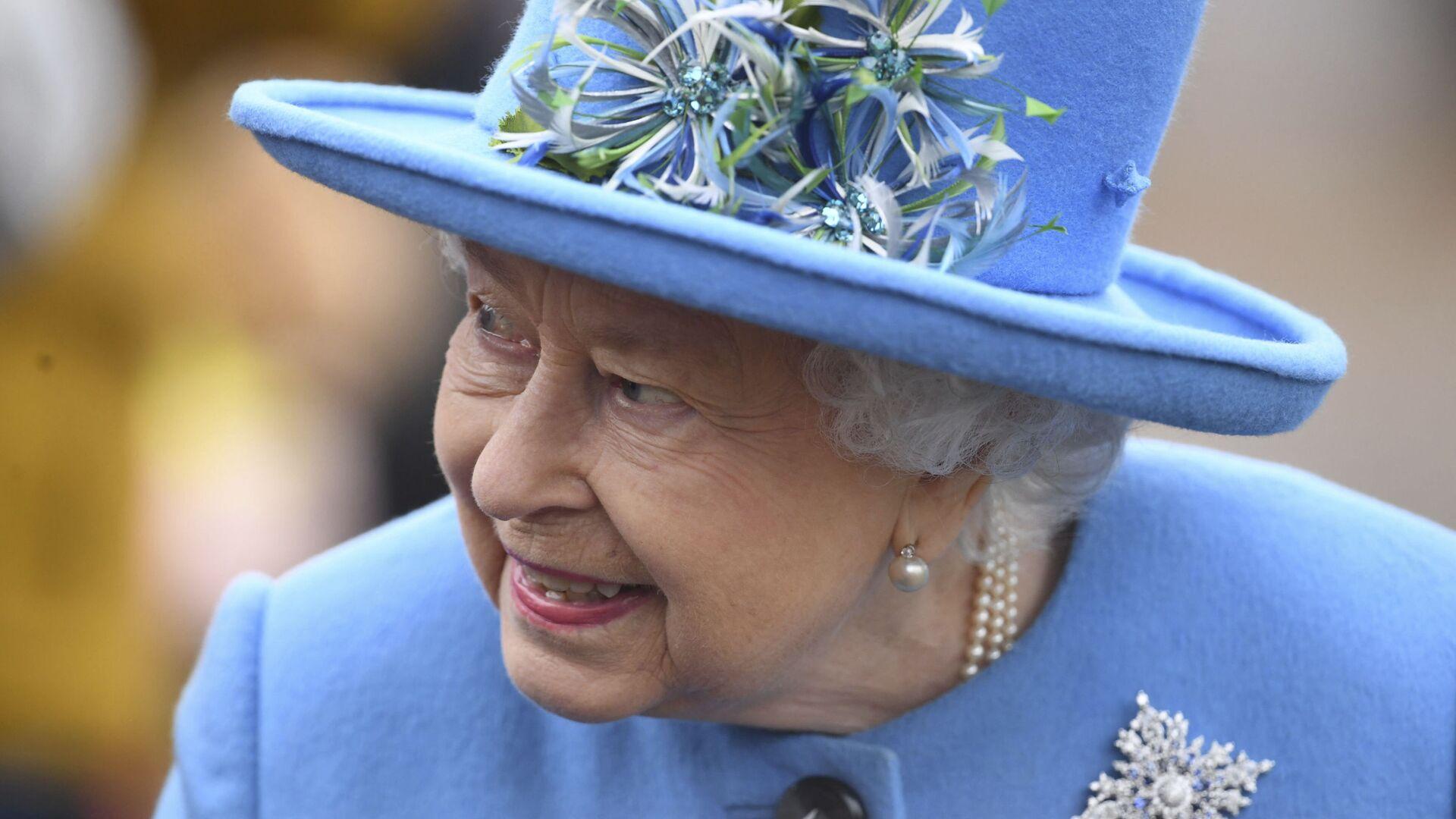 Královna Velké Británie Alžběta II.  - Sputnik Česká republika, 1920, 15.02.2021