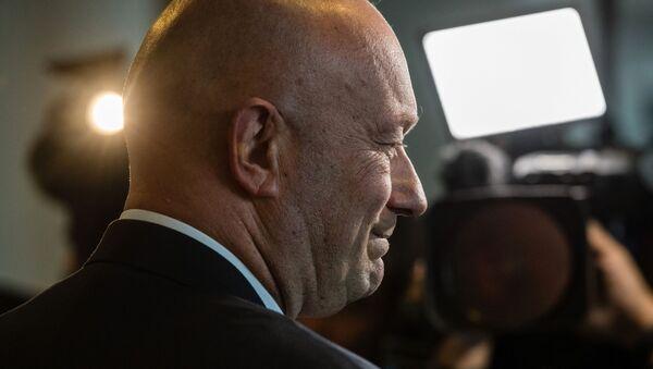 Německý politik Thomas Kemmerich (FDP) - Sputnik Česká republika