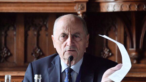 Bývalý slovenský premiér Ján Čarnogurský - Sputnik Česká republika