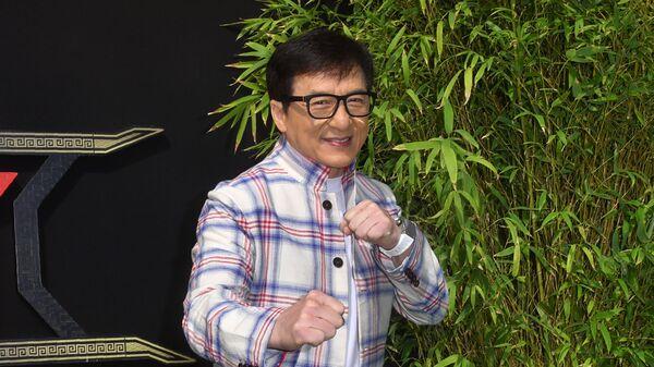 Jackie Chan  - Sputnik Česká republika