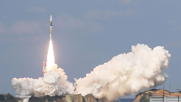 Nosná raketa Н2-А  - Sputnik Česká republika