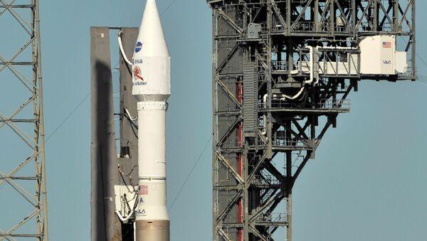 Raketa Atlas V se sondou Solar Orbiter  - Sputnik Česká republika
