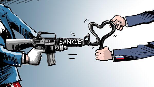 Die Welt: Rusko využilo americké sankční politiky - Sputnik Česká republika
