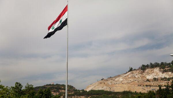 Syrská vlajka - Sputnik Česká republika