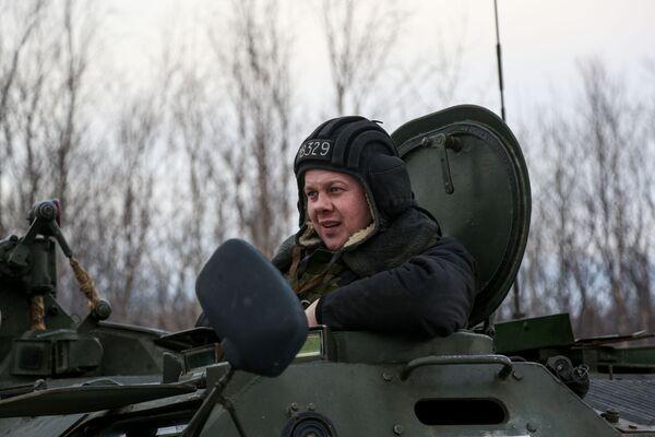Čekání na rozkaz. - Sputnik Česká republika