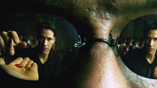 Кадр из фильма Матрица - Sputnik Česká republika