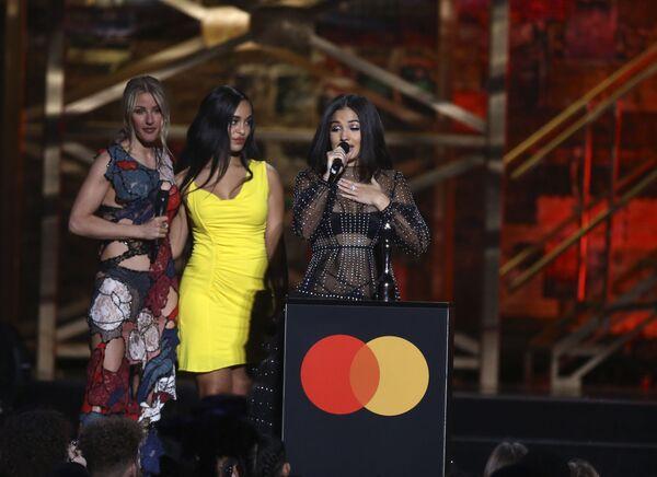 Zpěvačka Mabel získala ocenění na Brit Awards 2020 v Londýně - Sputnik Česká republika