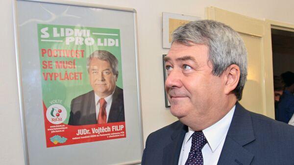 Vojtěch Filip - Sputnik Česká republika