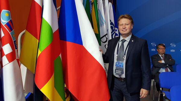 Jiří Valenta - Sputnik Česká republika