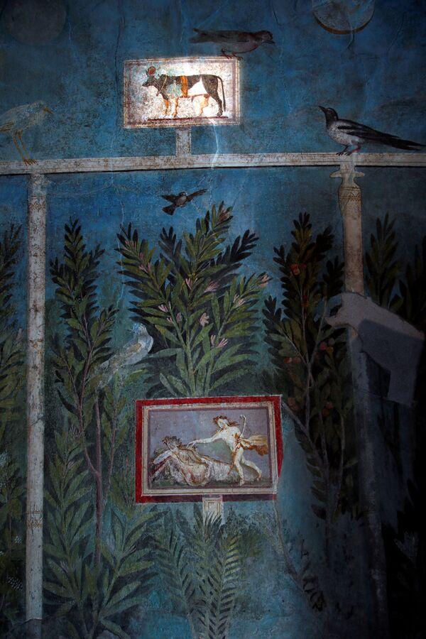 Oživený luxus. Vily s jedinečnými freskami v Pompejích za návštevu stojí - Sputnik Česká republika