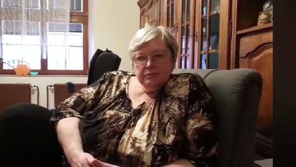 Jana Volfová, Česká suverenita - Sputnik Česká republika
