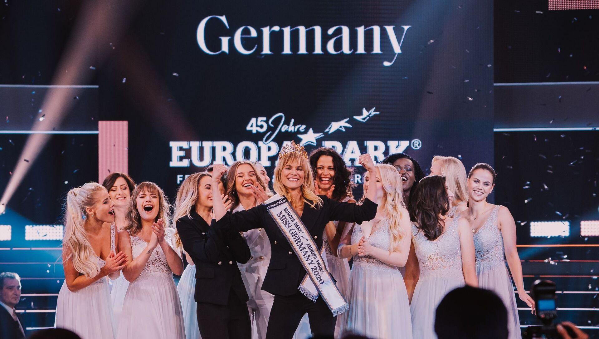 Miss Německo 2020. Illustrační foto - Sputnik Česká republika, 1920, 10.03.2021