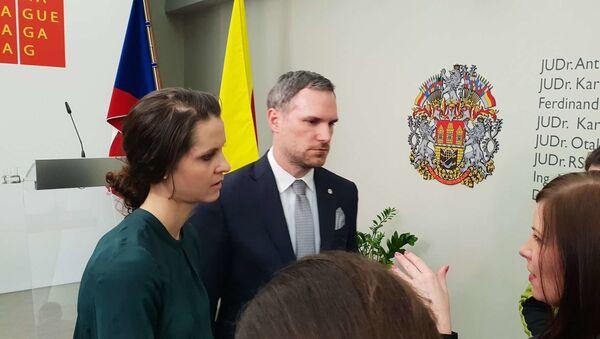 Pražský primátor Zdeněk Hřib - Sputnik Česká republika
