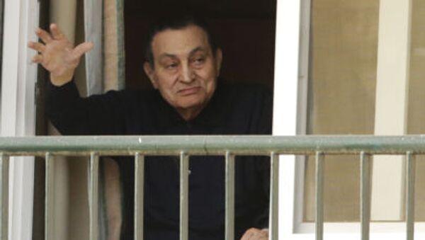 Muhammad Husní Mubárak - Sputnik Česká republika