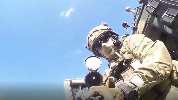 Video: Rusko poprvé odhalilo působivé záběry z tajných vojenských operací jednotky speciálního nasazení - Sputnik Česká republika