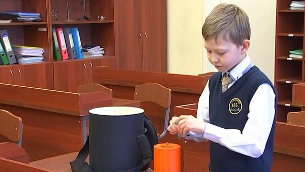 Tento chlapec pro nemocného kamaráda vynalezl novinku. Ta teď může změnit život mnohých - Sputnik Česká republika