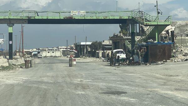 Situace v Idlibu - Sputnik Česká republika