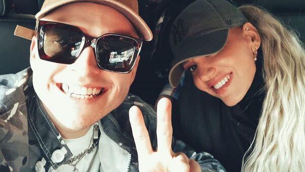 Dara Rolins a rapper Dalyb natáčejí videoklip - Sputnik Česká republika