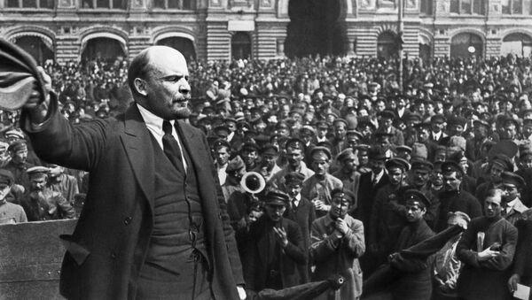 Vladimir Iljič Lenin, 25.5.1919 - Sputnik Česká republika