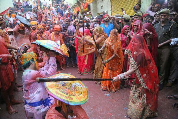Festival barev v Indii - Sputnik Česká republika