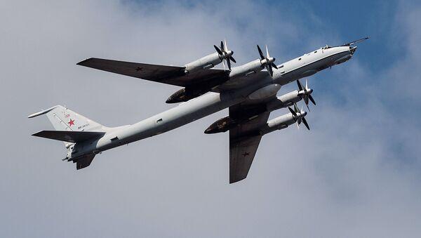 Letoun Tu-142 - Sputnik Česká republika