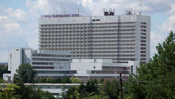 Fakultní nemocnice Brno - Sputnik Česká republika