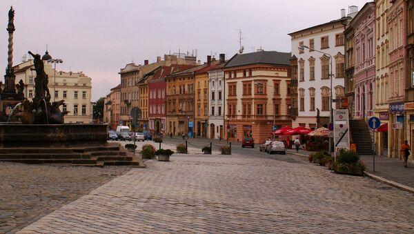 Dolní náměstí, Olomouc. Ilustrační foto - Sputnik Česká republika