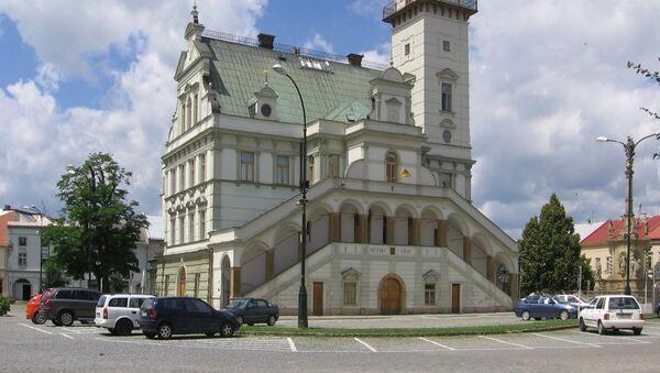 Město Uničov v Olomouckém kraji - Sputnik Česká republika