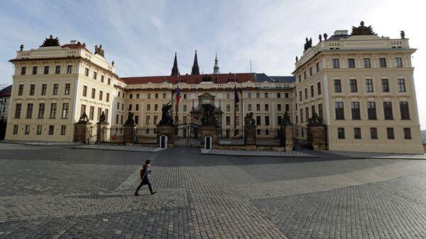 Pražský hrad uzavřený kvůli karanténě - Sputnik Česká republika