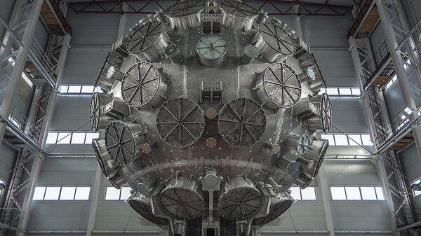 Zařízení pro provádění laserové termojaderné syntézy - Sputnik Česká republika