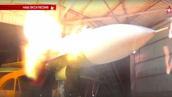 Zkouška kanónu stíhačky Su-30SM - Sputnik Česká republika
