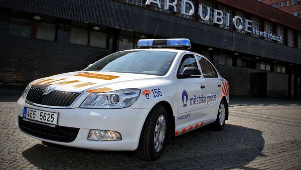 Městská policie Pardubice - Sputnik Česká republika