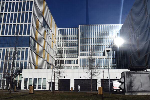 Karanténa s komfortem. Jak vypadá hlavní koronavirová nemocnice v Rusku - Sputnik Česká republika
