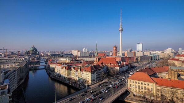 Pohled na Berlín - Sputnik Česká republika