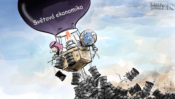 Bude dohoda? V OPEC+ připravili projekt na snížení těžby ropy  - Sputnik Česká republika