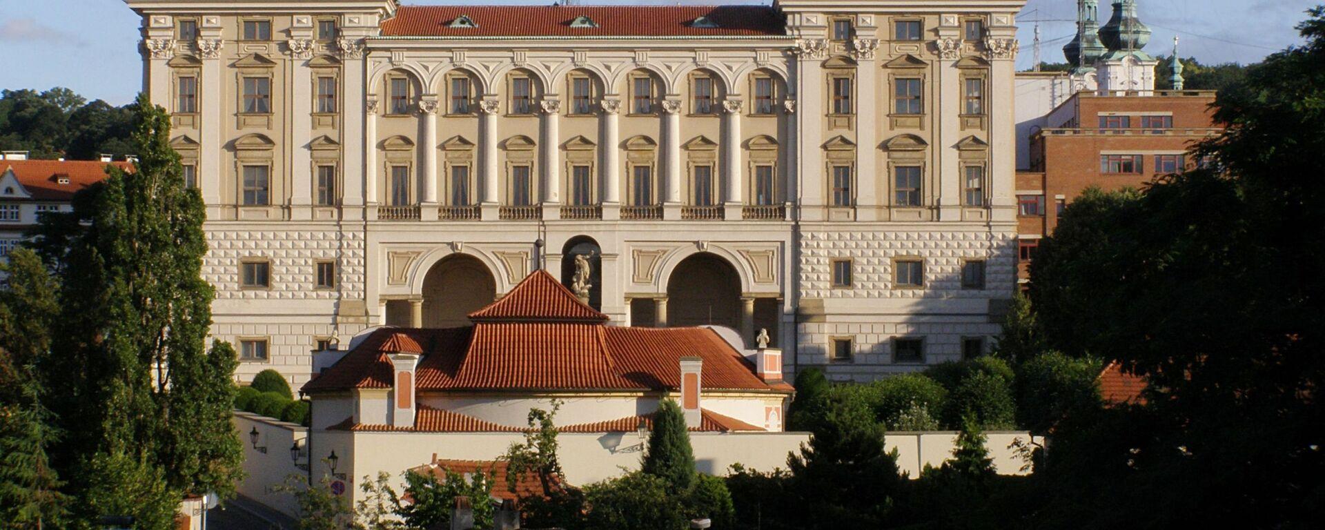Ministerstvo zahraničí ČR - Sputnik Česká republika, 1920, 14.09.2021