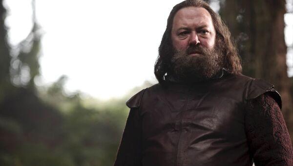 Robert Baratheon, pán Sedmi království a ochránce říše. Postava seriálu Hra o Trůny - Sputnik Česká republika