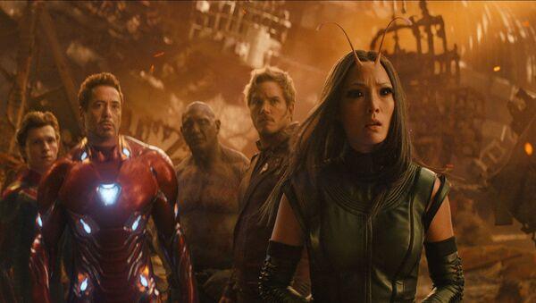 Avengers: Endgame - Sputnik Česká republika