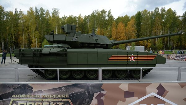 Armata - Sputnik Česká republika