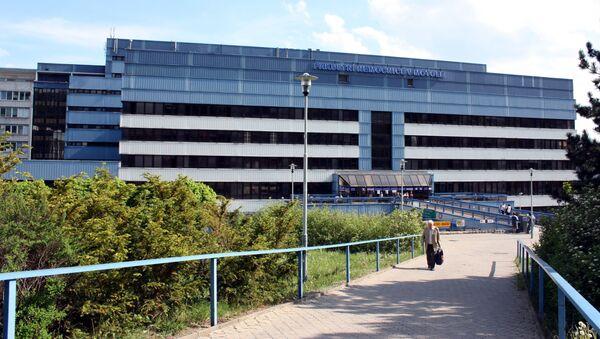 Fakultní nemocnice v Motole - Sputnik Česká republika