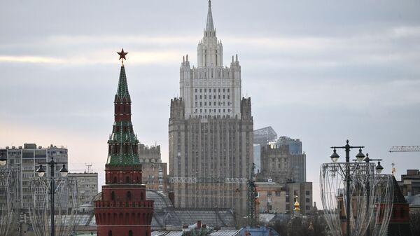 Ruské ministerstvo zahraničí v Moskvě - Sputnik Česká republika