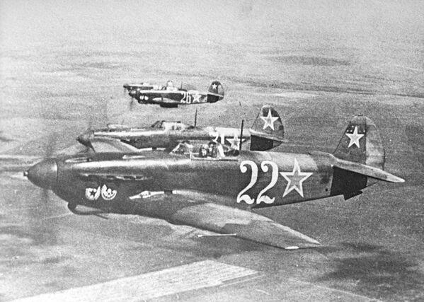 Letadlo Jak-9. - Sputnik Česká republika
