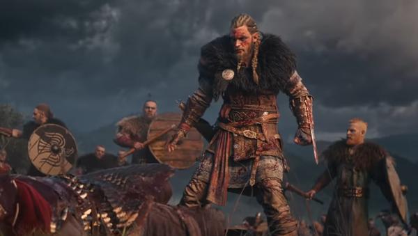 Oficiální trailer hry Assassin's Creed Valhalla - Sputnik Česká republika